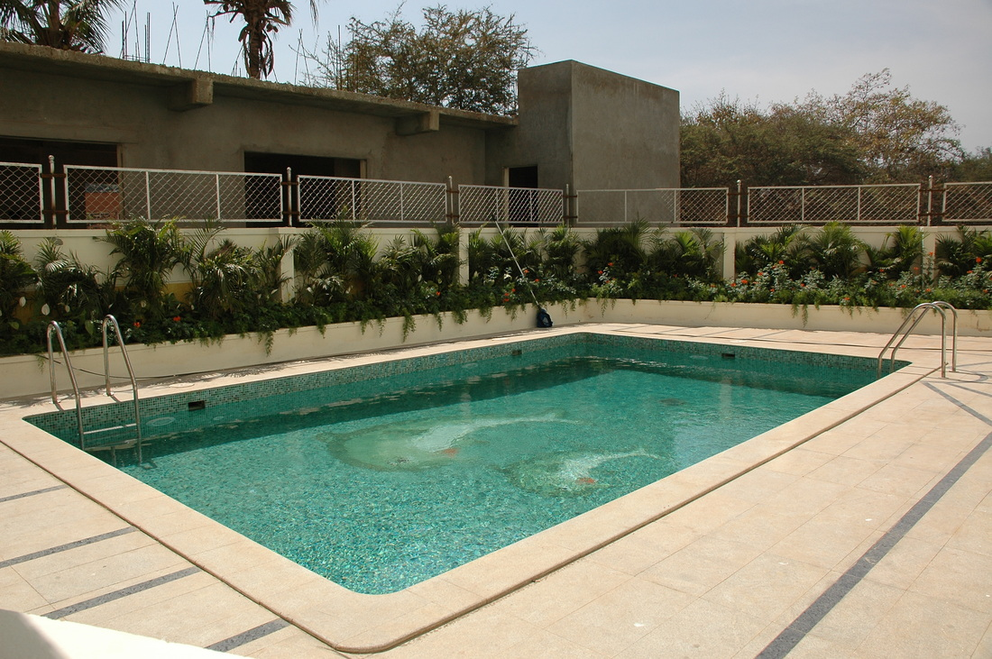 Sunrise pools home for Pool design standards